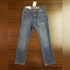 Crazy 8 Boys Sz 6 SLIM Straight Leg Jeans
